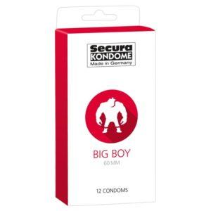Kondome »Big Boy«