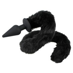 Analplug »Plug + Tail« mit Schweif