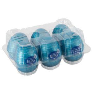 Masturbator »Tenga Egg Cool« mit Reizstruktur innen