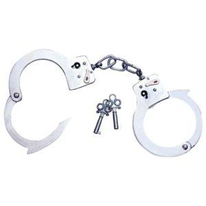 """Handschellen """"Arrest"""" aus Metall"""