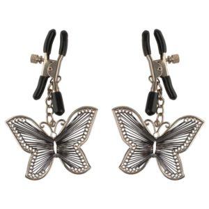 """Nippelklammern """"Butterfly Nipple Clamps"""""""
