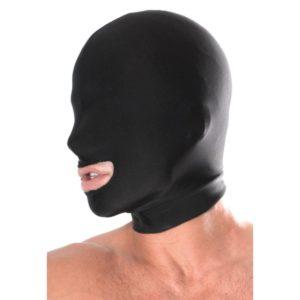 "Kopfmaske ""Spandex Open Mouth Hood"""