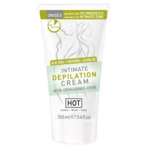 Creme »Intimate Depilation Cream« für Enthaarung