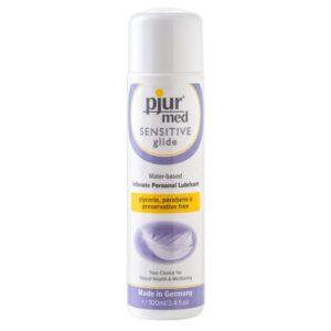 Gleitgel »Sensitive Glide« für sensible Haut