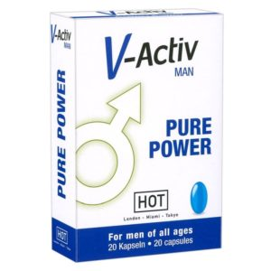Kapseln »V-Active Man«