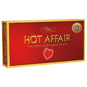 Brettspiel »Hot Affair« für Paare