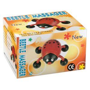 Massagegerät »Beetle Massager« mit kräftiger Vibration