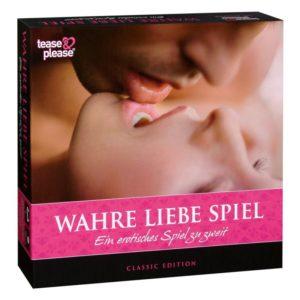 Brettspiel »Wahre Liebe Spiel« für Paare