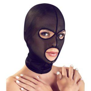 Kopfmaske aus elastischem Powernet