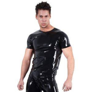 T-Shirt aus Latex